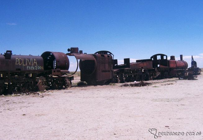 Cemitério de trens 3