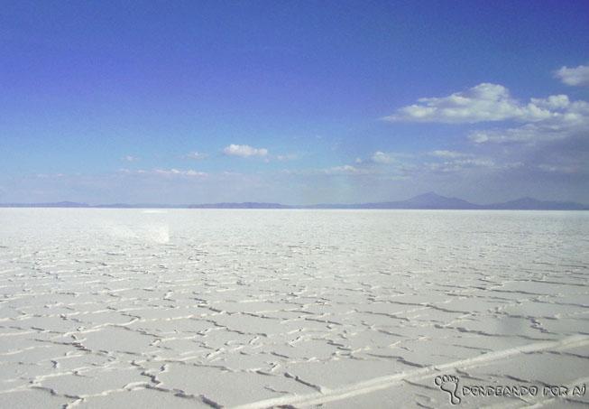 Uyuni Deserto de Sal Bolívia
