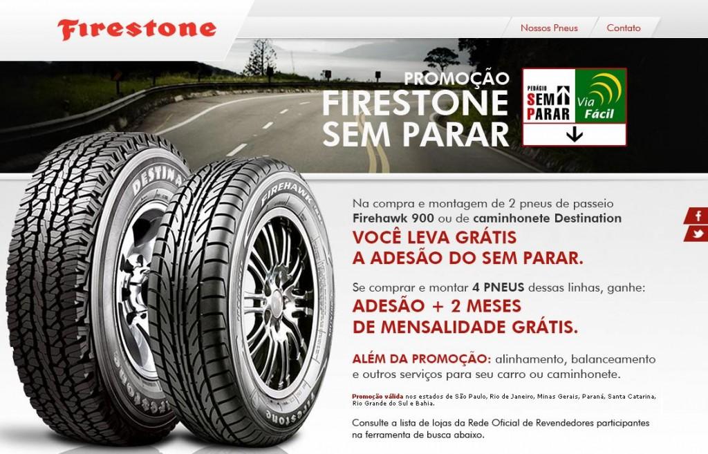 Promoção Firestone Sem Parar 1024x657 Roteiro dos Bandeirantes: conhecendo as estradas que criaram o Brasil de hoje