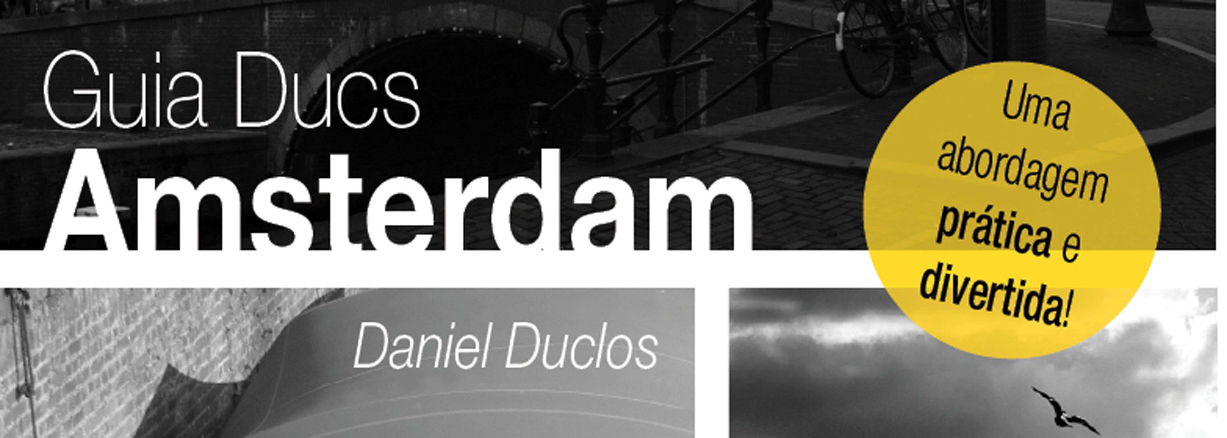 Capa do Guia Ducs Amsterdam