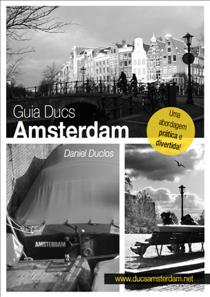 Capa guia ducs amsterdam 304 Recomendo: Guia Ducs Amsterdam