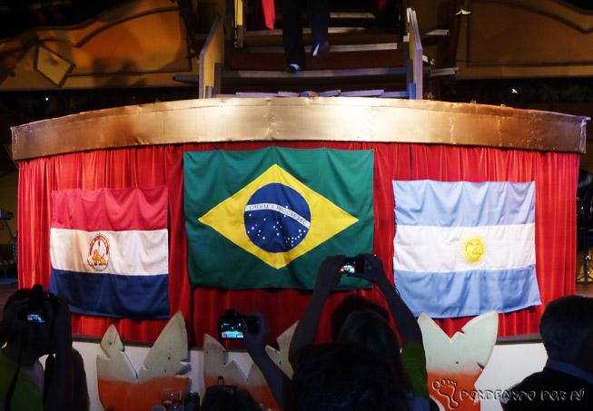 Bandeiras rafain foz do iguaçu