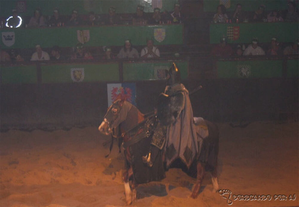 Cavaleiro Show Beto Carrero World Beto Carrero World: dicas de uma diversão pra toda família!