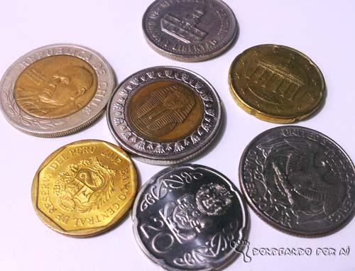 Coleção de moedas souvenirs de viagem Hobby de viajante: Souvenirs e Lembranças de Viagem. Você coleciona?