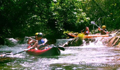 Duck no Rio Paciência Duck: aventura, ecoturismo e esporte nos rios da Chapada dos Guimarães