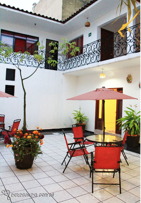 Hostel Cielo Rojo Oaxaca Mexico
