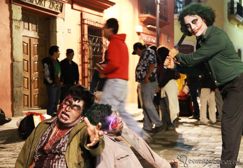 O festival do Dia dos Mortos em Oaxaca 04bd8d3456f