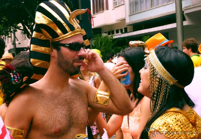 Fantasias: Cleópatra e Ramsés juntos?