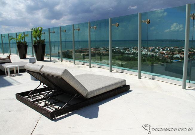 Cadeiras terraço cancun