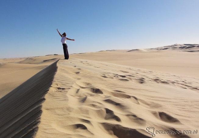 Deserto dunas great sand sea