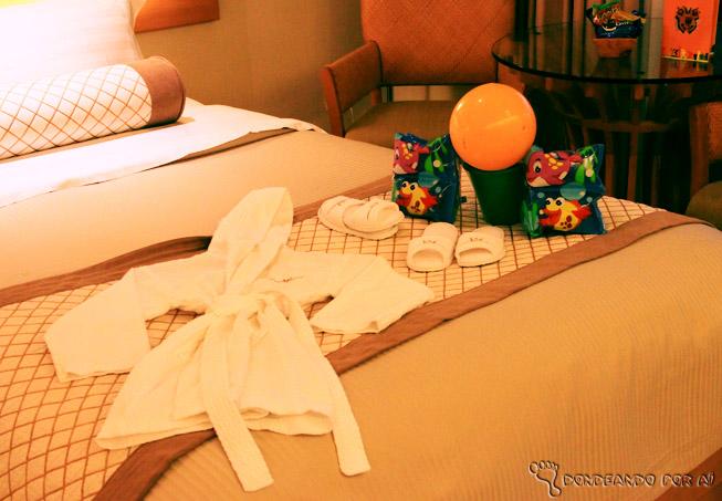 Kit infantil Cancun 2
