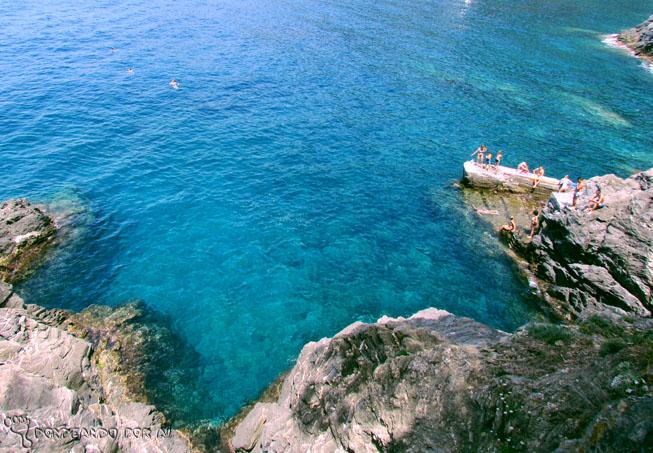 Mar de Cinque Terre