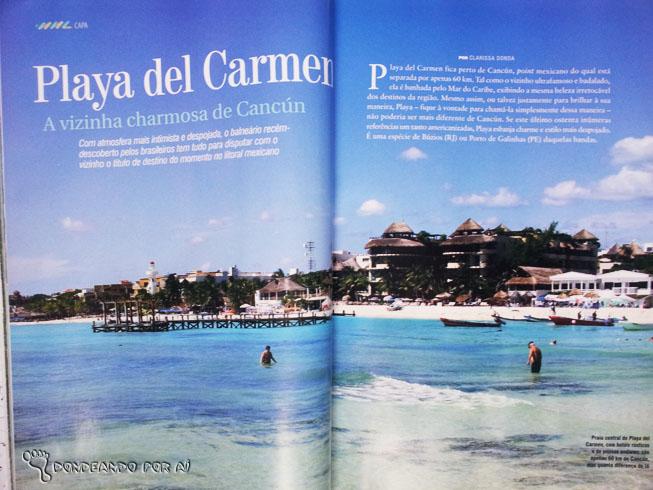 Matéria Playa Del Carmen Viaje Mais