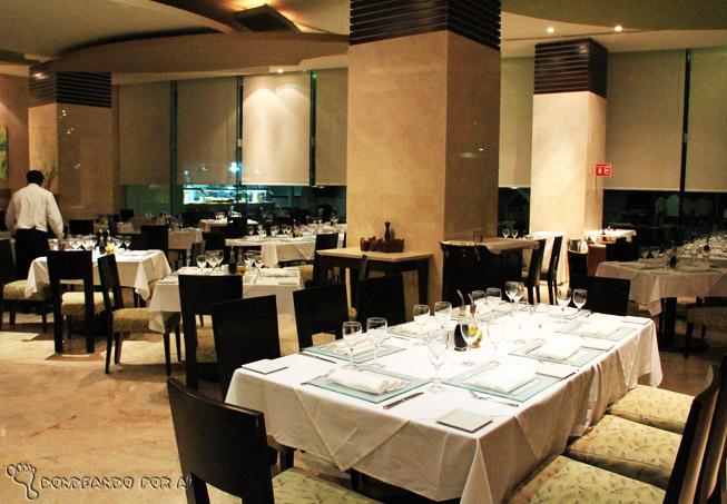 Restaurante italiano Cancun