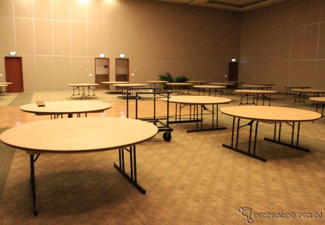 Sala de convenções Cancun