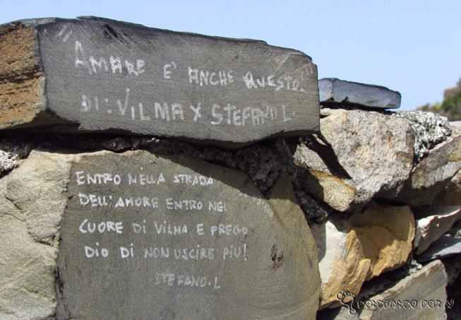 pedras via dell'amore