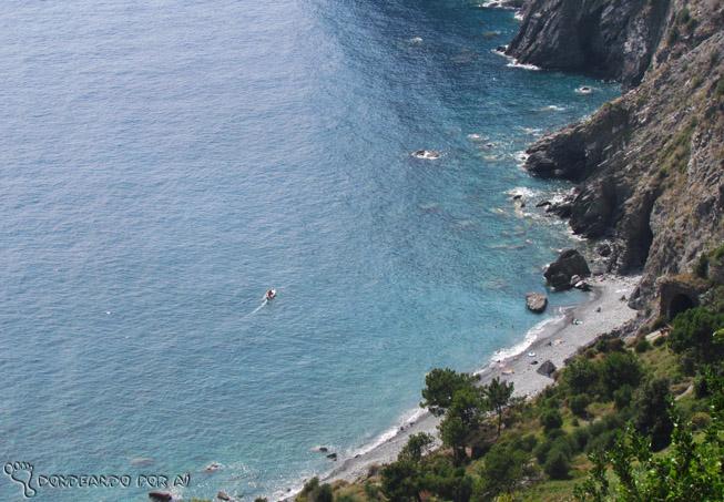 praias cinqueterre