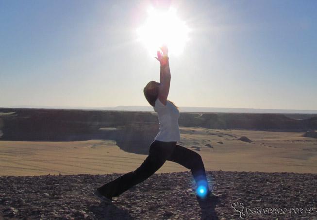 Yoga no Egito 2