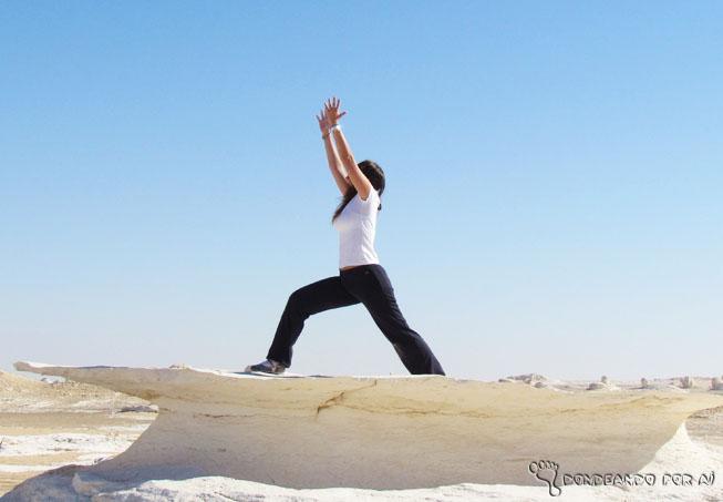Yoga no Egito