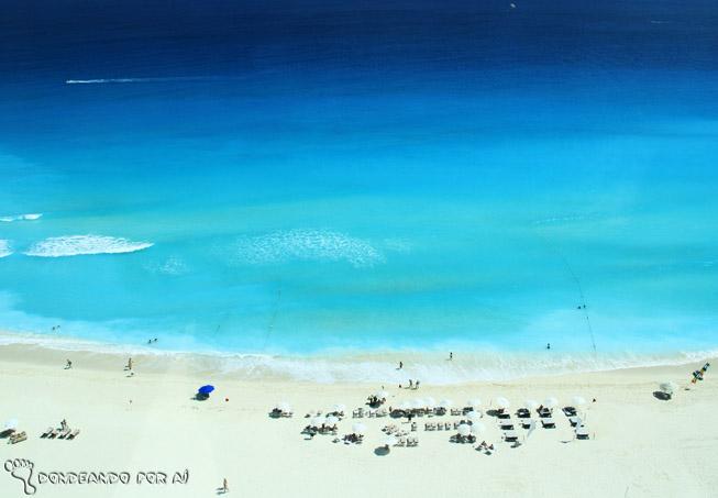 Mar de Cancun