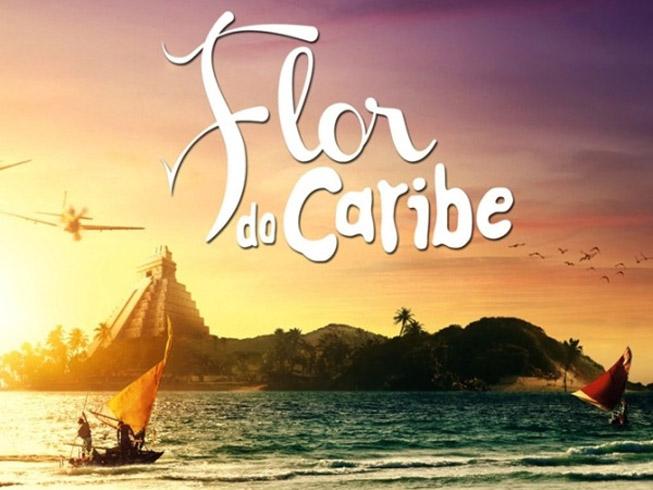Publicidade de Flor do Caribe