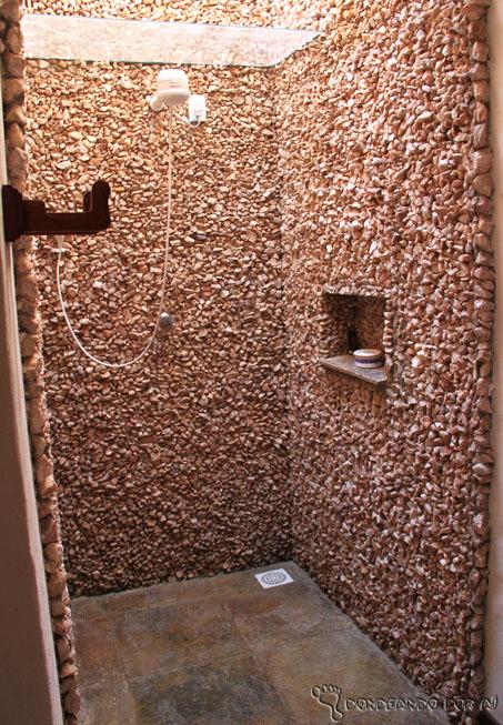 Banheiro hotel Camocim ceará