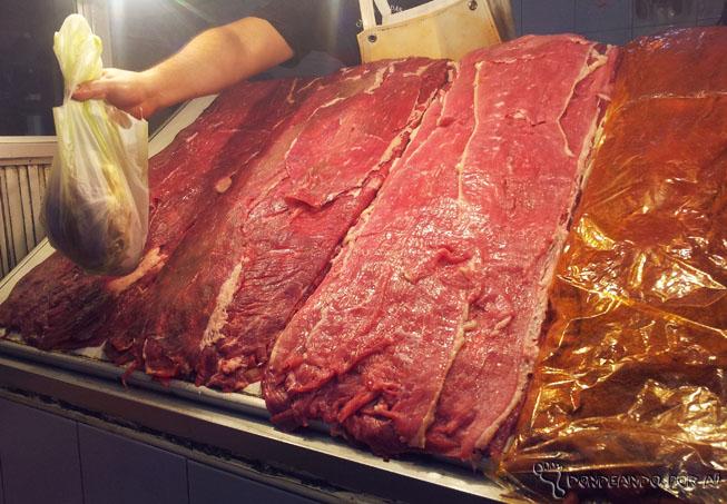 Carnes mercado 20 de novembro