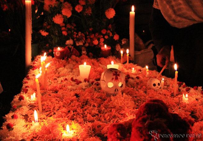 Cemitério dia dos mortos oaxaca