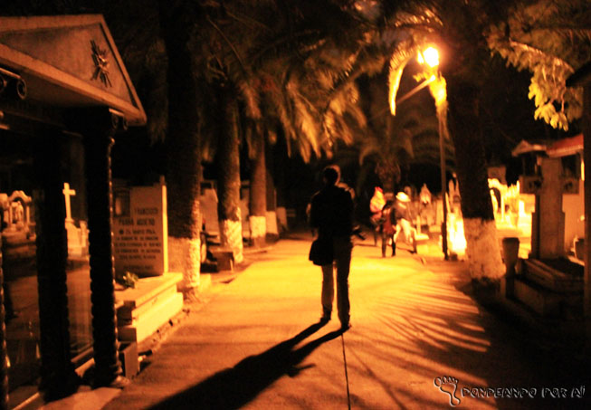 Cemitério oaxaca