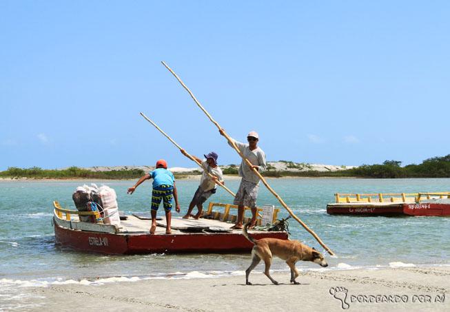 jangada barco camocim