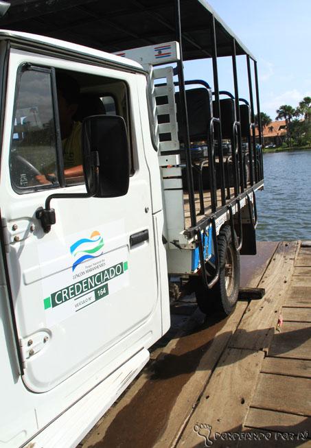 Veículos Credenciados para o Parque Nacional dos Lençóis Maranhenses