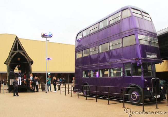 ônibus de tres andares