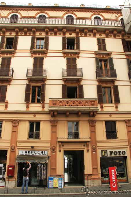 Apartamento em Perugia