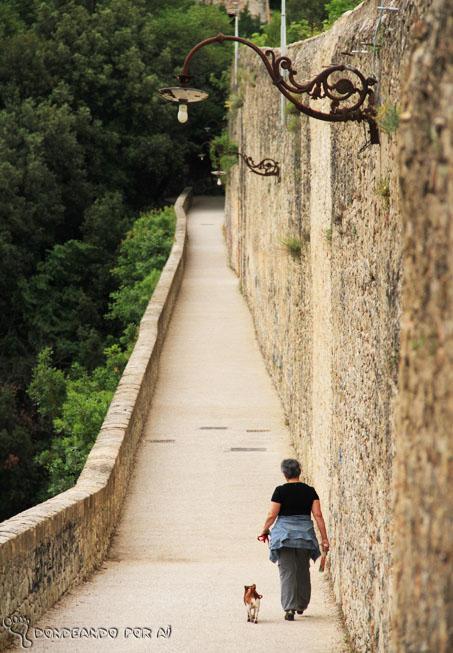 Caminho Franciscano em Spoleto