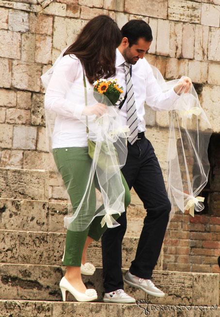 Casamento em Perugia