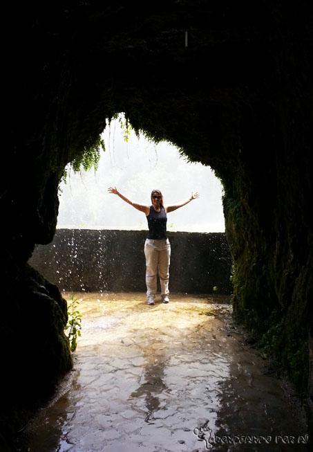 Cascata Della MArmore Banho altar dos enamorados