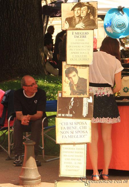 Feira de Antiguidades da Perugia