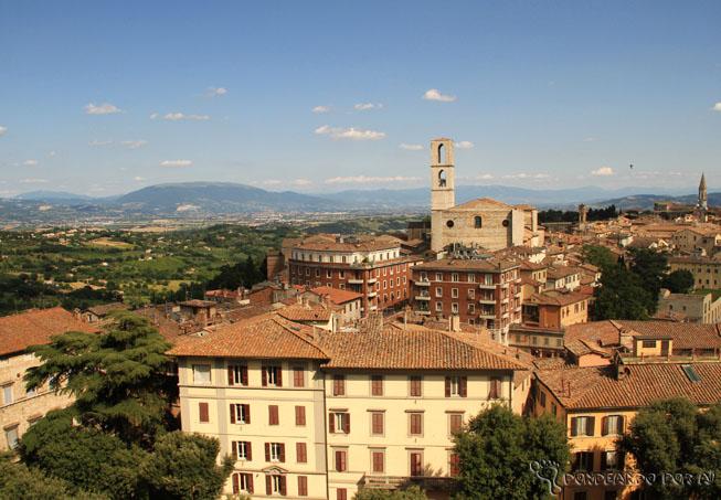 Foto Perugia do alto