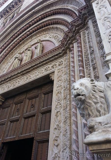 Galeria de Arte de Umbria - pórtico perugia