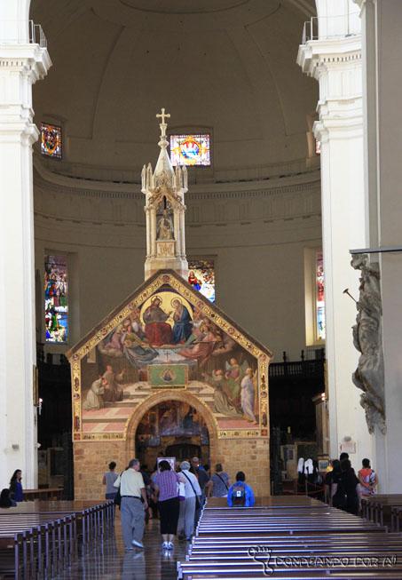 Igreja reformada por São Francisco