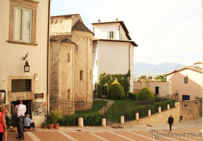 Ruas de Spoleto