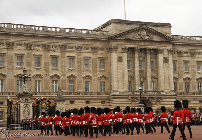Troca da Guarda de Buckingham