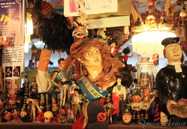 Bar das Bonecas em Saint Malo 9