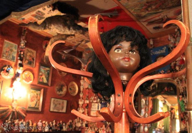 Bar das Bonecas em Saint Malo