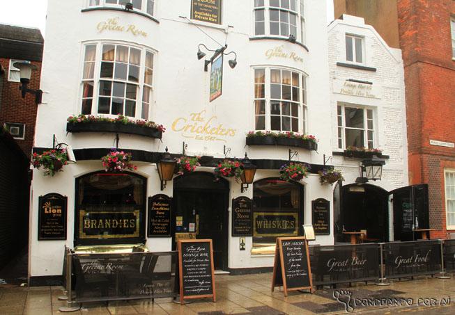 Cafés e bares de Brighton