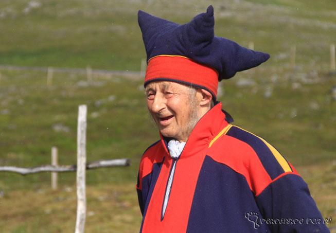 Senhor Sami - Lapônia