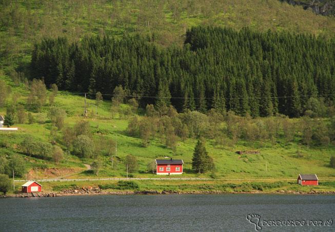 paisagem norueguesa
