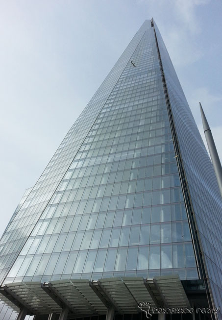 The Shard Inglaterra Londres