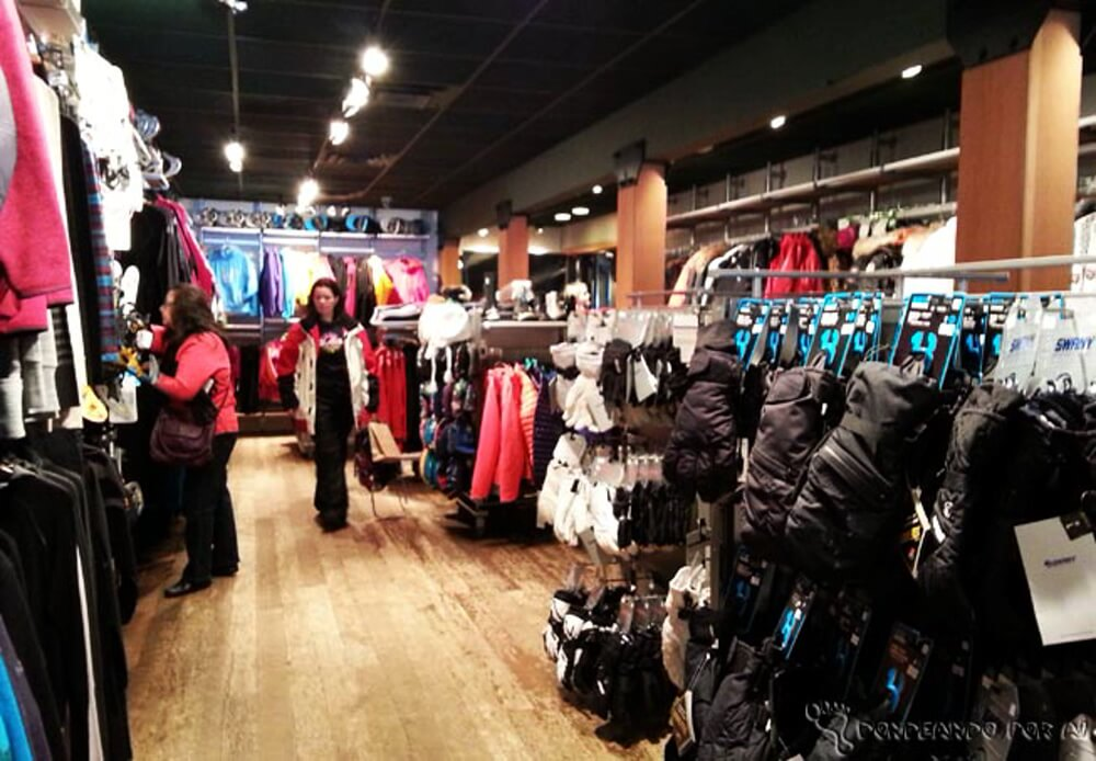a569668ae Whistler, Vancouver, Banff: onde comprar roupas de frio no Canadá ...