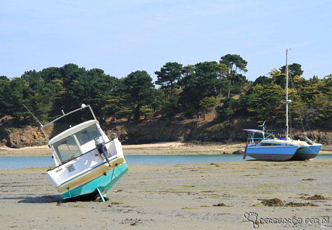 Barcos encalhados 1